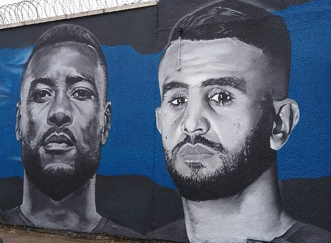 Morgan & Mahrez